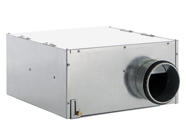 Aspiratore centrifugo da condotto CA IL 150 Q by Vortice
