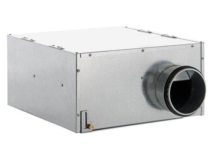 Aspiratore centrifugo da condotto CA IL 150 by Vortice