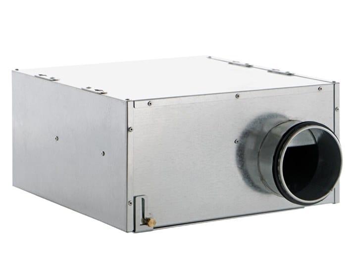 Aspiratore centrifugo da condotto CA IL 160 Q by Vortice