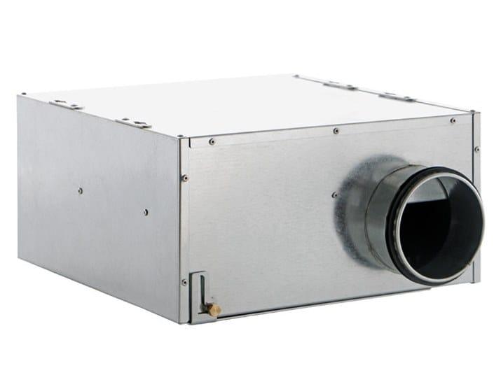 Aspiratore centrifugo da condotto CA IL 160 by Vortice