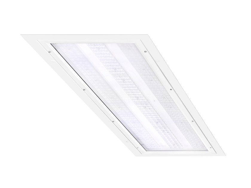 LED recessed ceiling lamp CAB LED | Recessed ceiling lamp by INDELAGUE