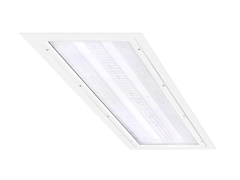 LED recessed ceiling lamp CAB LED | Recessed ceiling lamp by INDELAGUE | ROXO Lighting