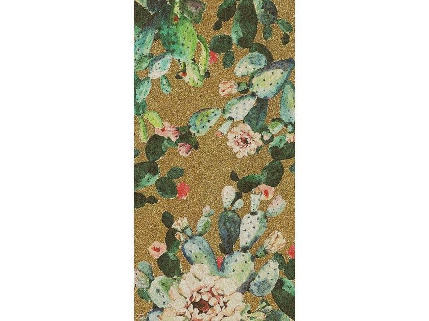 Glass mosaic CACTUS by Mutaforma