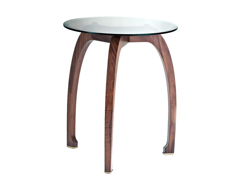 Round high side table CAESAR | High side table by Elledue Arredamenti