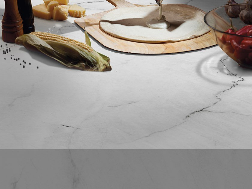 Kitchen worktop / Table Top CALACATTA LINCOLN by APAVISA