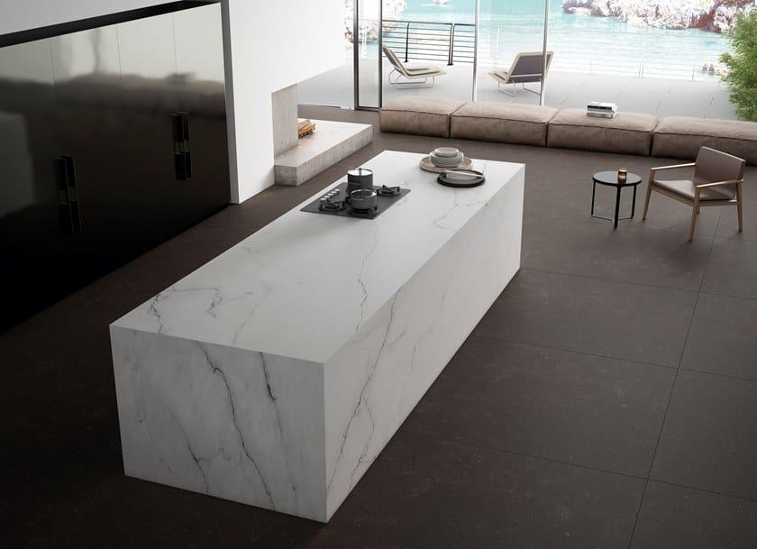 Top cucina / piano per tavoli CALACATTA LINCOLN - APAVISA
