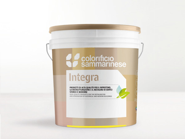 Exterior finish CALCIMINE by Colorificio Sammarinese