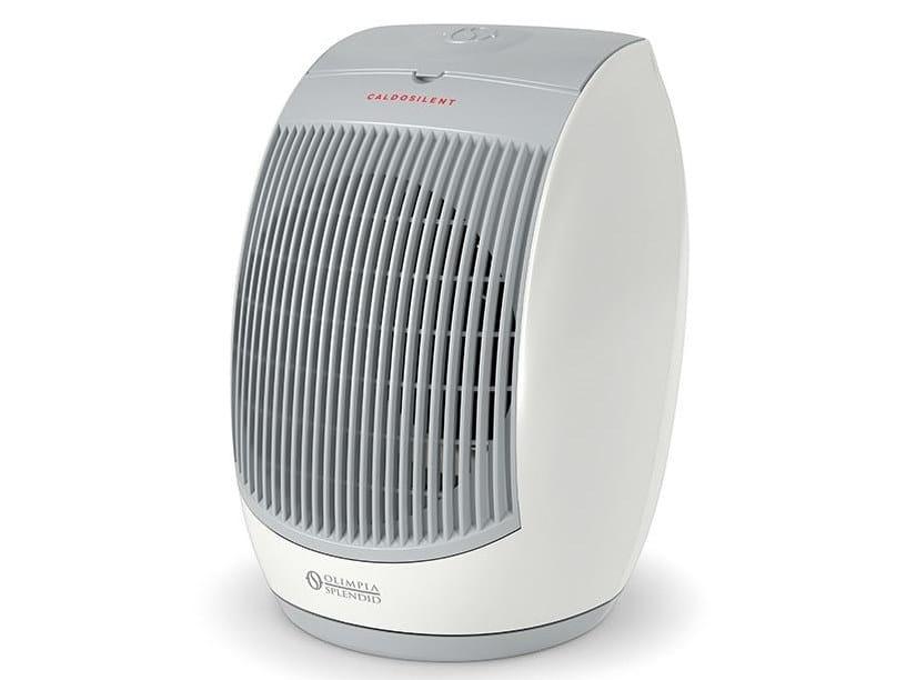 Floorstanding heater fan CALDOSILENT ECO by OLIMPIA SPLENDID