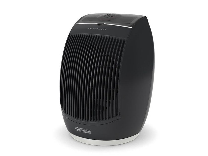 Floorstanding heater fan CALDOSILENT by OLIMPIA SPLENDID