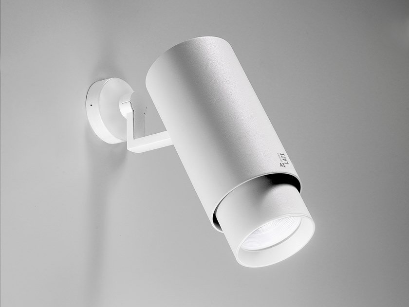 LED adjustable aluminium spotlight CALEIDO | Adjustable spotlight by Ailati Lights