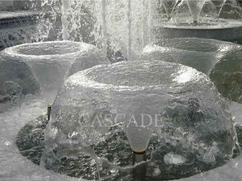Fountain nozzle CALICE by CASCADE