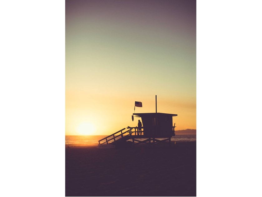 Stampa fotografica CALIFORNIA STATE OF MIND by Artphotolimited