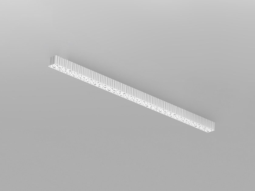 Lampada da soffitto a LED in tecnopolimero CALIPSO LINEAR STAND ALONE | Lampada da soffitto by Artemide