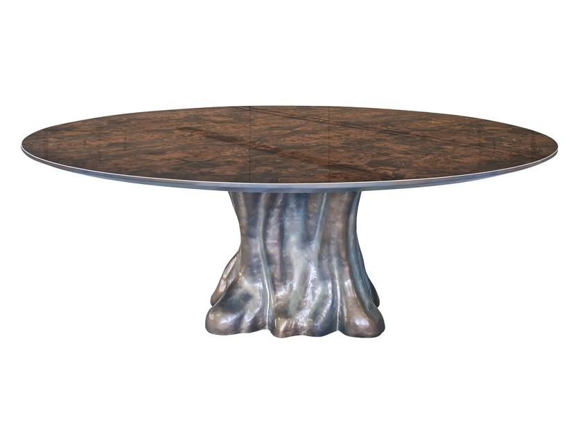Walnut dining table CALYPSO K1144 by KARPA