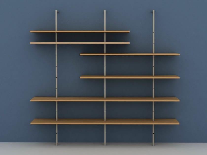 Sectional bookcase CAMALEO | Bookcase by Twils