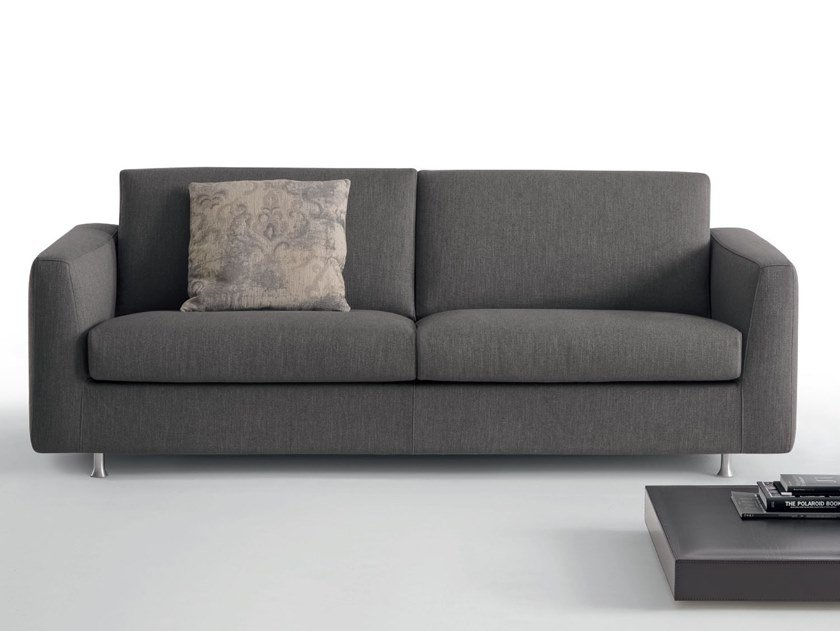 Fabric Sofa Bed With Removable Cover Cambio By Dema