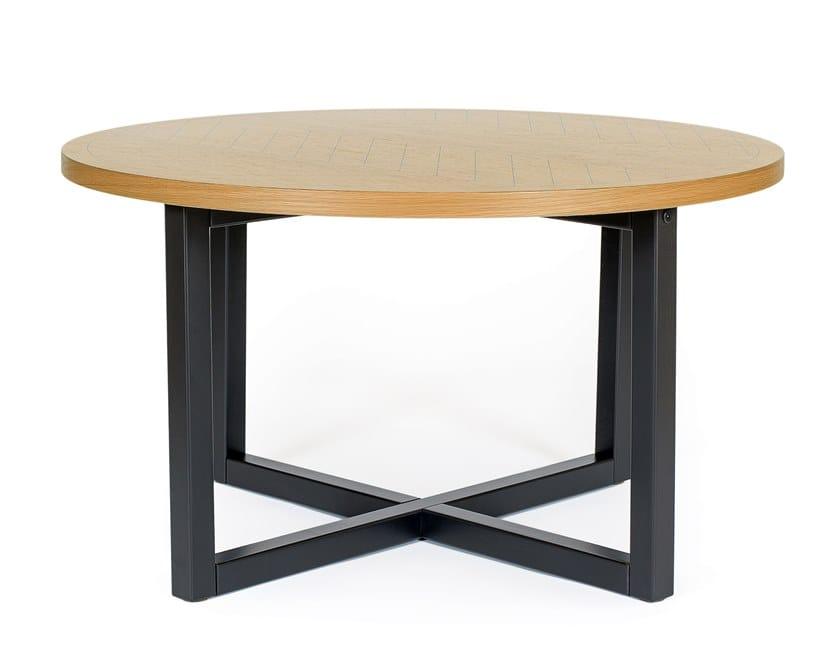 CAMDEN   Tavolino rotondo