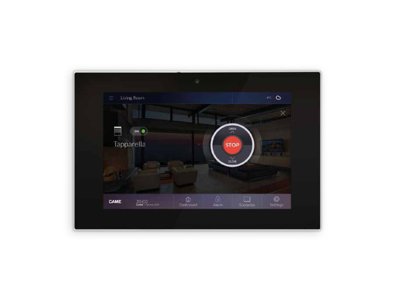 Home automation system for automations for households CAME DOMOTIC 3.0 | Home automation system for automations by CAME