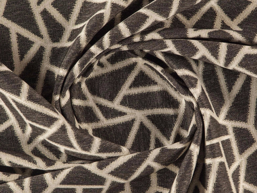 Jacquard washable polyester fabric CAMINO by More Fabrics