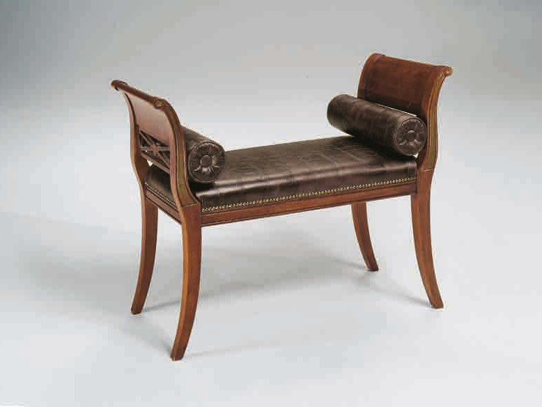 Upholstered bench CANALETTO | Bench by Arvestyle