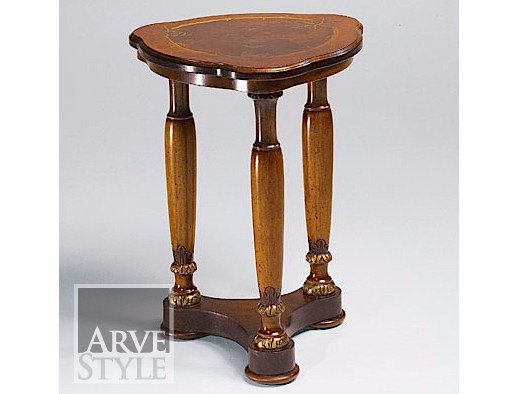 Solid wood side table CANALETTO | Side table by Arvestyle