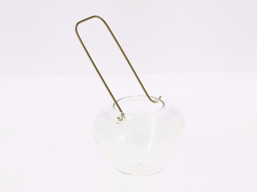 Glass candle holder PHOTOPHORE CHARI-VARI | Glass candle holder by CFOC