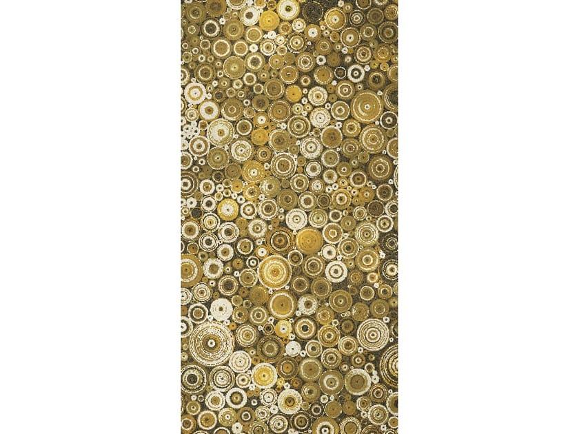 Glass mosaic CANDY GOLD by Mutaforma