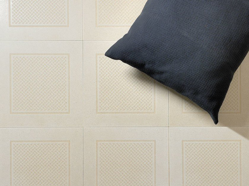Natural stone wall/floor tiles CANESTRATO GREIGE by TWS
