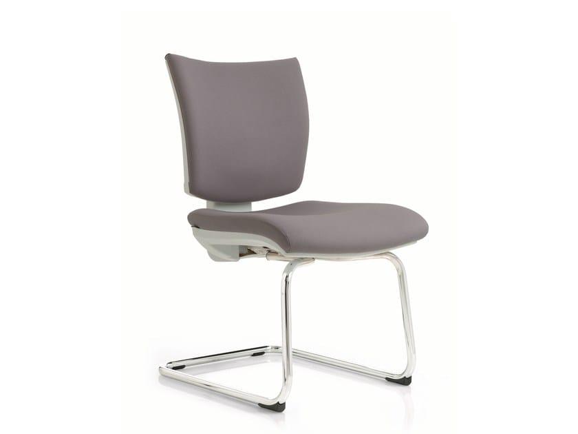 Cantilever training chair EM59 | Cantilever training chair by Emmegi