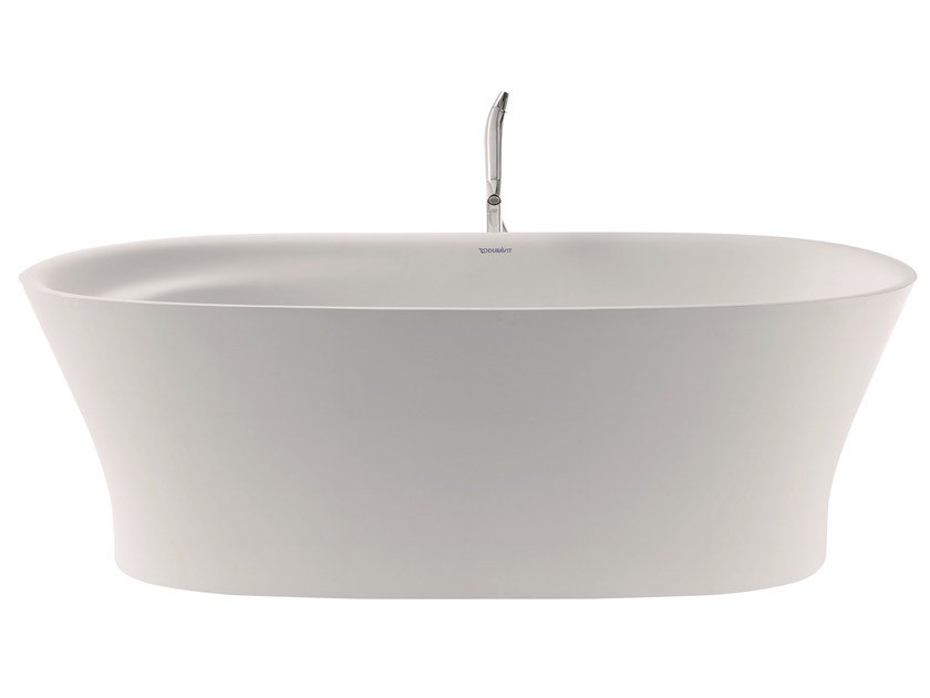 Perfect Freestanding Oval DuraSolid Bathtub CAPE COD | Freestanding Bathtub By  Duravit