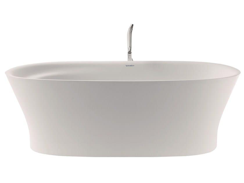 Vasca Da Bagno Duravit Prezzi : Vasca da bagno centro stanza ovale in durasolid cape cod vasca