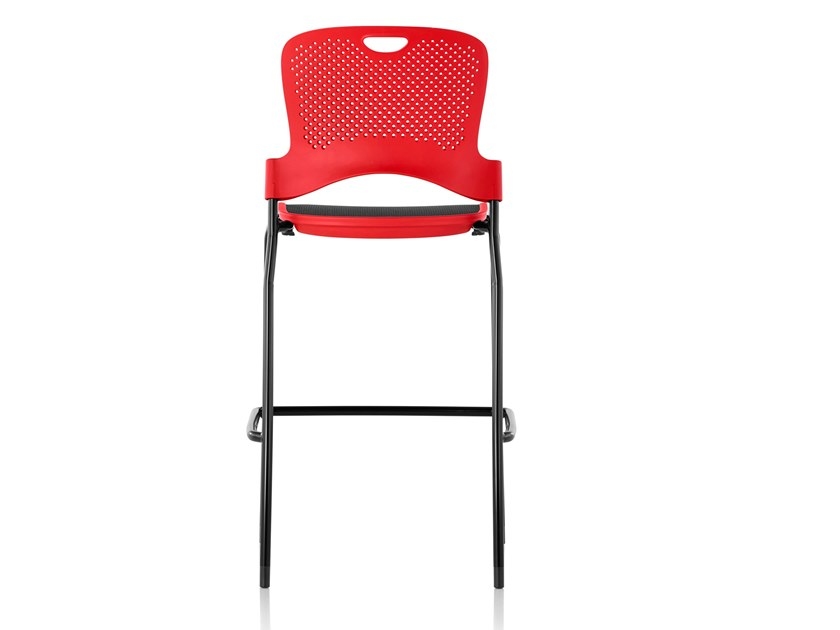 High stackable Nylon® stool CAPER | Stool by Herman Miller