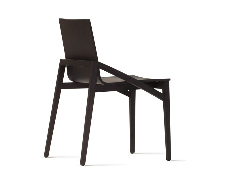Beech chair CAPITA 510M by Capdell