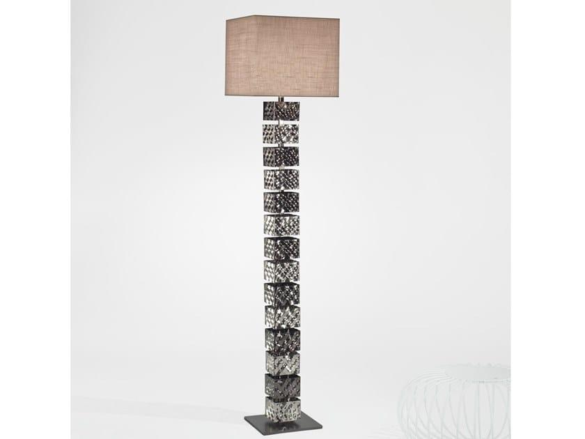 Floor lamp CAPITONNÈ | Floor lamp by IDL EXPORT