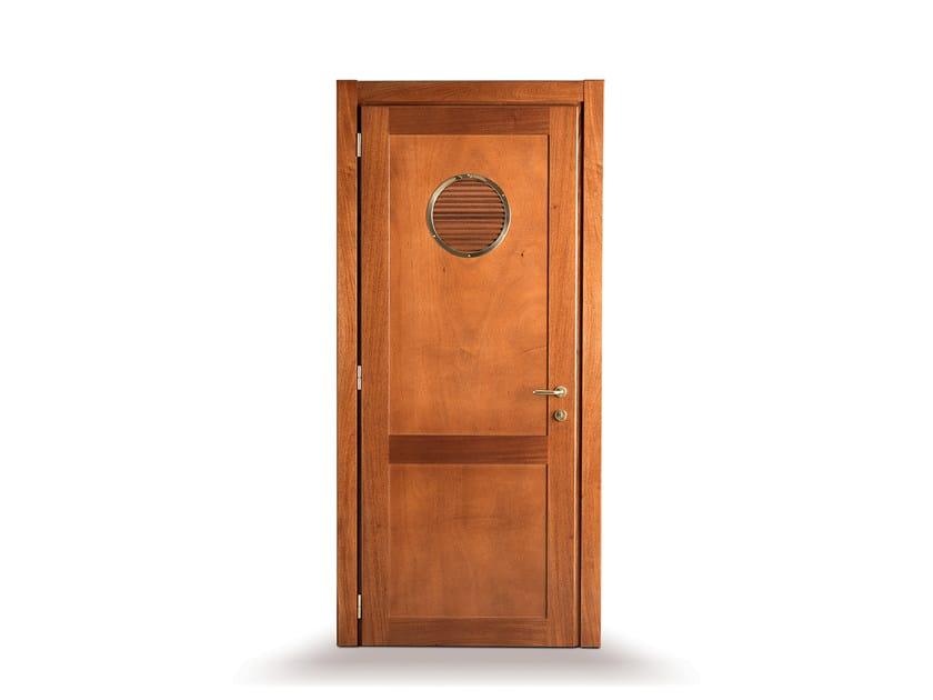 Hinged wooden door CAPRI by Caroti