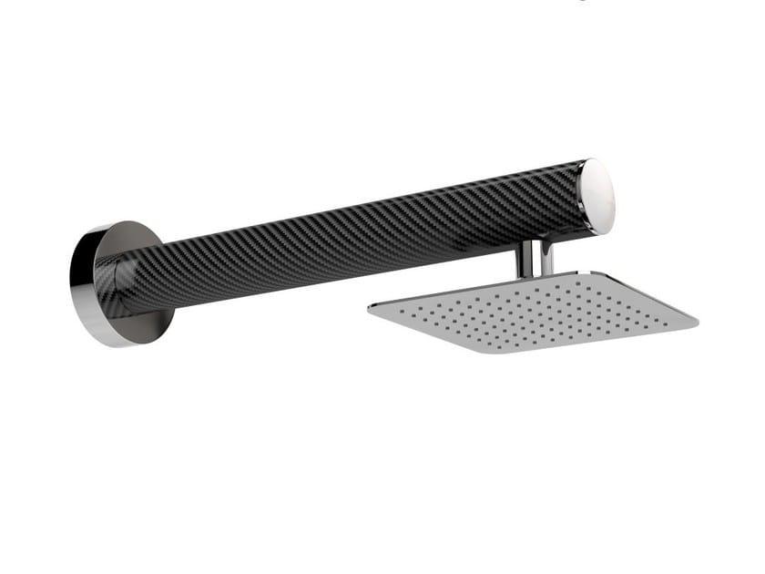 Doccia esterna a muro in acciaio inox CAPRI Q by Inoxstyle