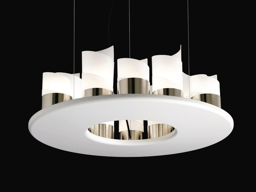Pendant lamp CARACÒL | Pendant lamp by NOIDESIGN