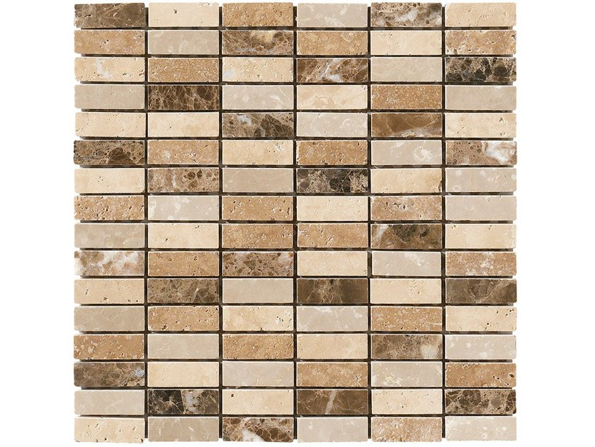 Marble mosaic CARDIFF by BOXER