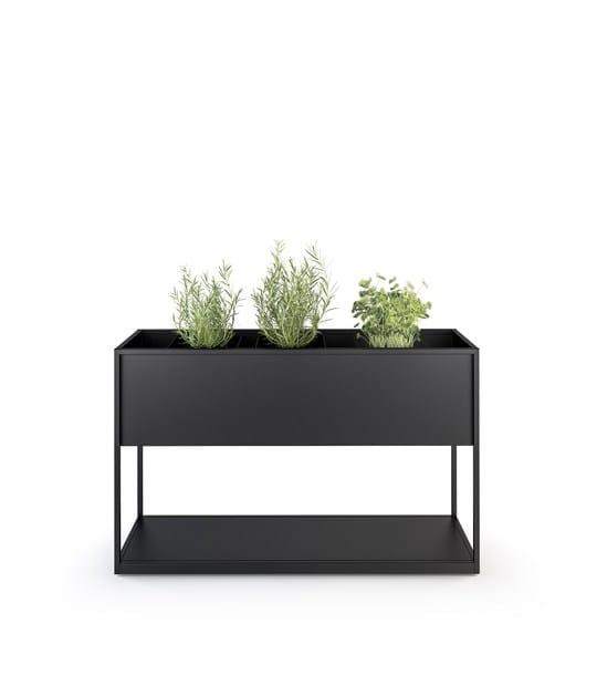 Metal planter CARL PLANTERS 615 1 BOX by Röshults
