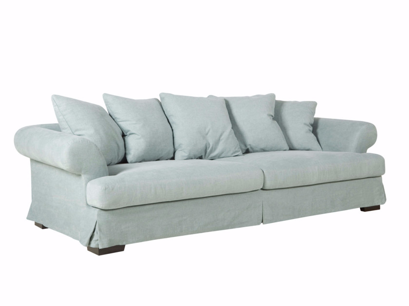 Upholstered 3 seater fabric sofa CARLOS   Sofa by SITS