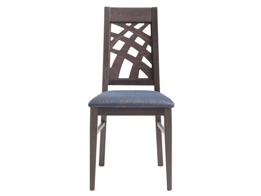 Beech chair CARMEN 490D.i2 by Palma