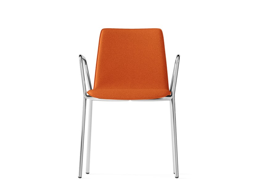 Stackable training chair with armrests CARPET | Training chair with armrests by Arte & D