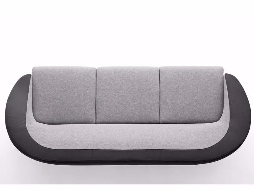 3 seater fabric sofa CART | 3 seater sofa by Ditre Italia