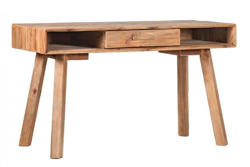 Scrivania in legno massello con cassetti CARTHORSE by Arrediorg.it®