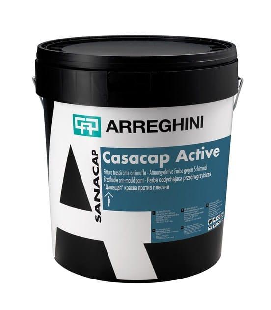 Anti-mould paint CASACAP ACTIVE by CAP ARREGHINI