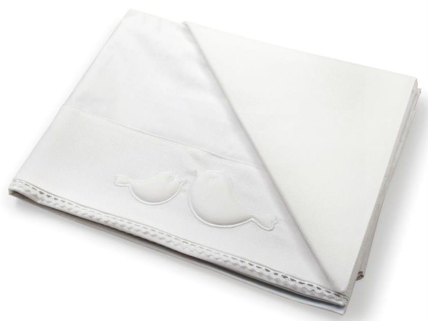 Cotton kids bedding set CASETTA LEBEBÉ | Sheet by Baby Expert
