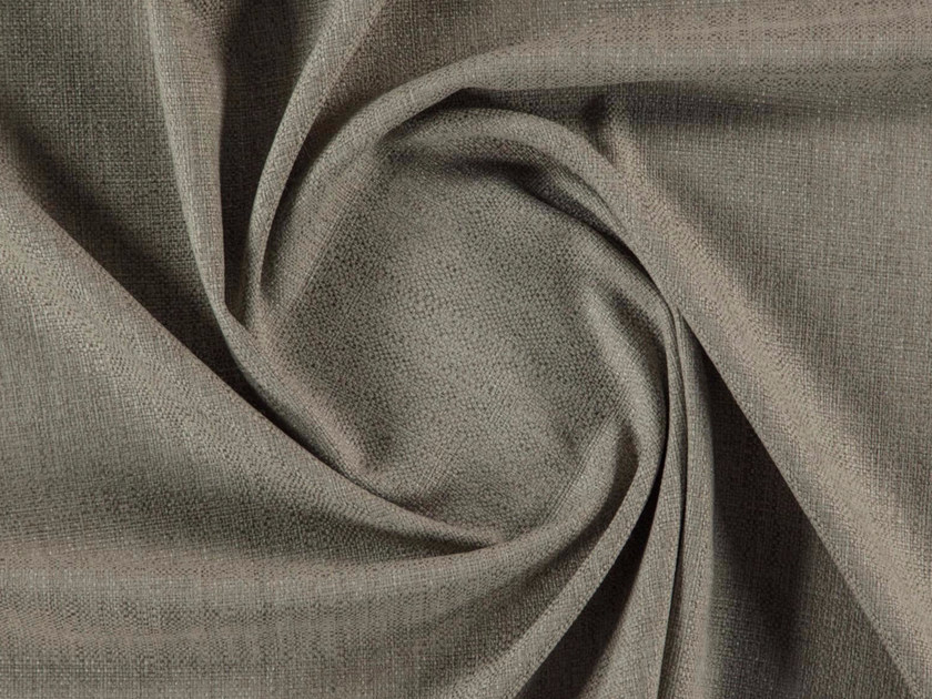 Solid-color washable polyester fabric CASPIAN by More Fabrics