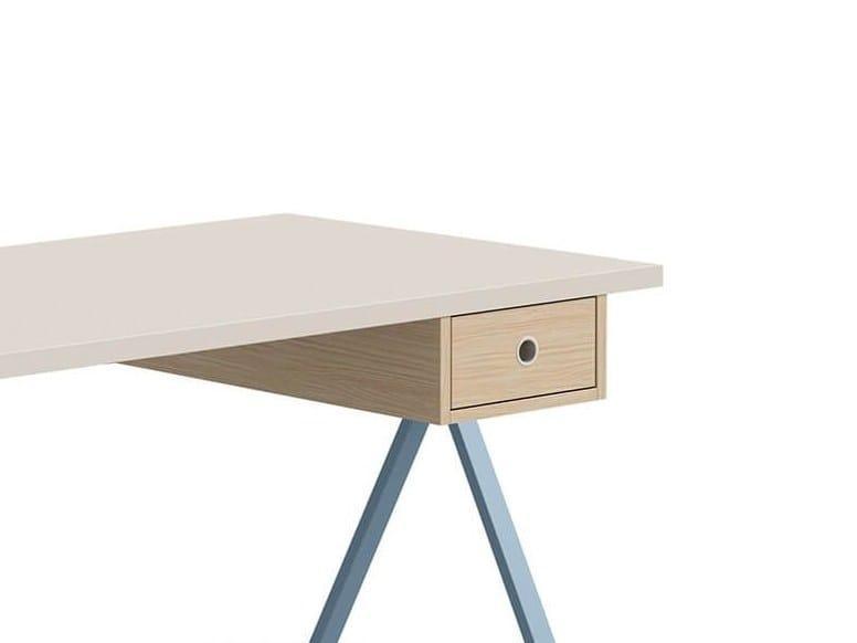 Desk accessory Shaped sliding desk by Nidi