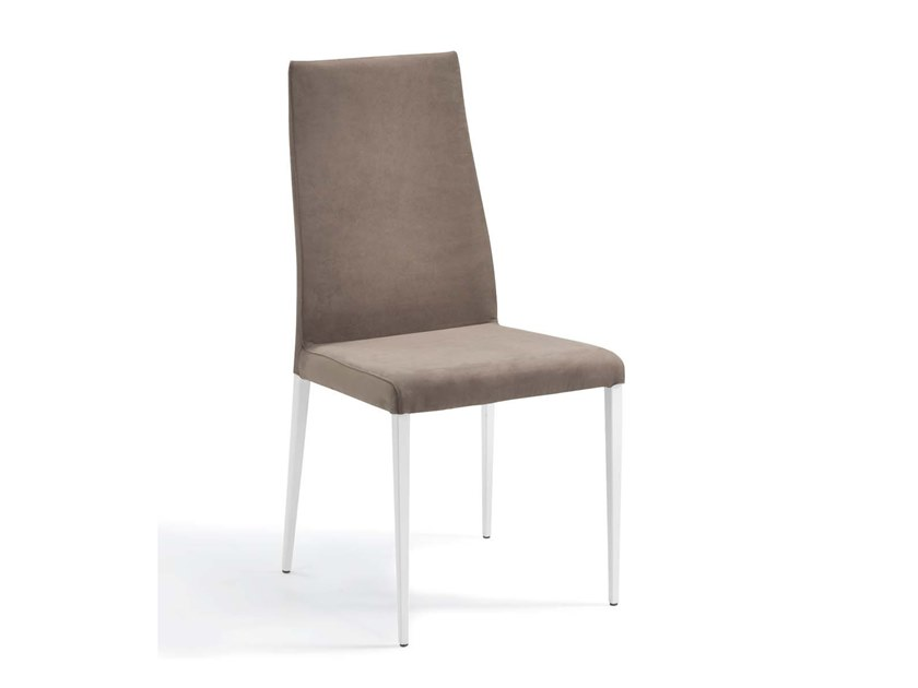 Upholstered chair CASTELFRANCO | Chair by Trevisan Asolo
