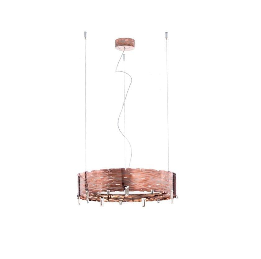 Metal pendant lamp CASTLE | Pendant lamp by IDL EXPORT